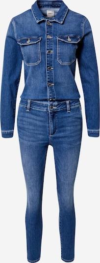 ONLY Jumpsuit 'CALLI' in blue denim, Produktansicht