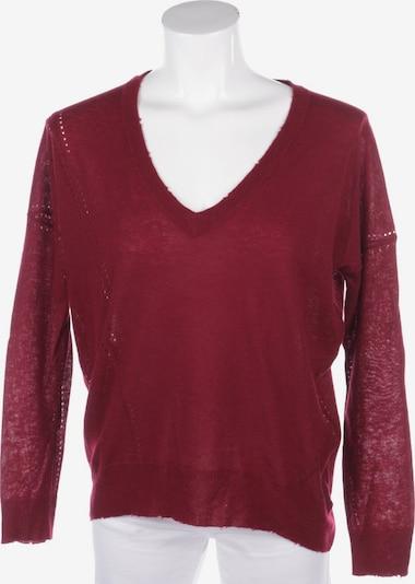 Zadig & Voltaire Sweater & Cardigan in XS in Dark red, Item view