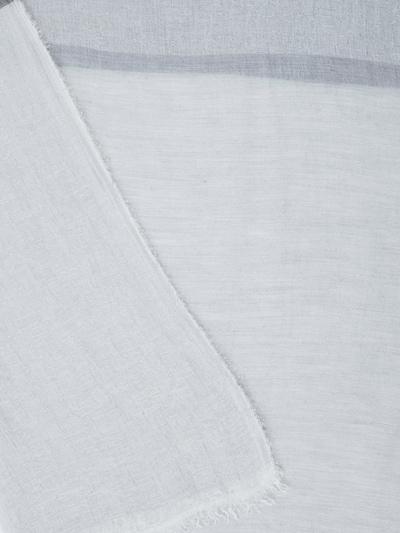 APART Schal mit Glitzer in grau / mischfarben, Produktansicht