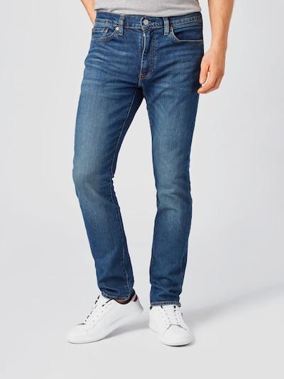 LEVI'S Jeans '511' in dunkelblau, Modelansicht
