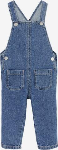 Jeans 'Emille' de la MANGO KIDS pe albastru