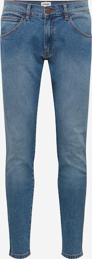 WRANGLER Jeans 'Bryson' i blue denim: Frontvisning