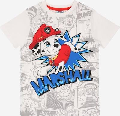 PAW Patrol Тениска в синьо / сиво / червено / черно / бяло, Преглед на продукта