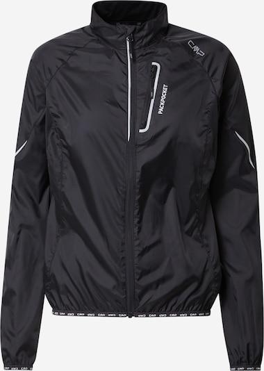 Sportinė striukė 'TRAIL JACKET' iš CMP, spalva – juoda, Prekių apžvalga