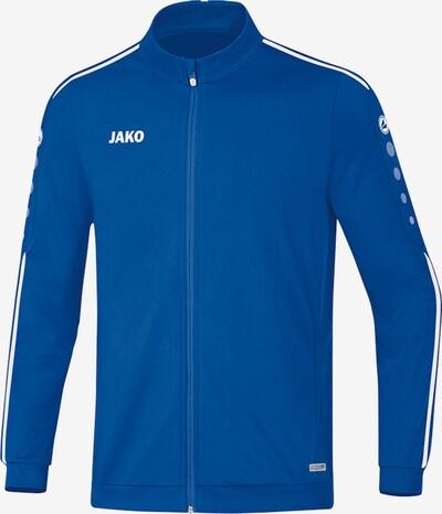 JAKO Sportjacke in royalblau / weiß, Produktansicht