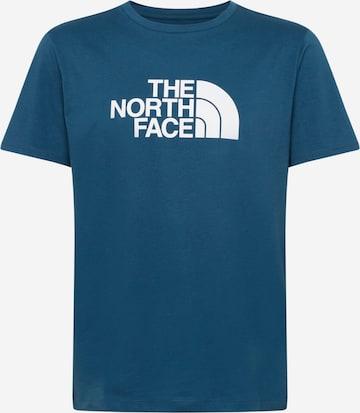 Tricou funcțional 'Foundation' de la THE NORTH FACE pe albastru