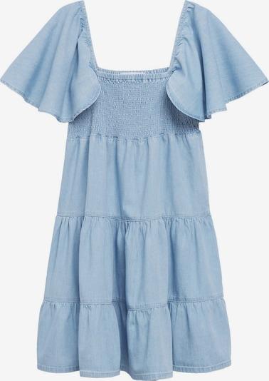 MANGO Kleid ' DULIPA' in blue denim, Produktansicht
