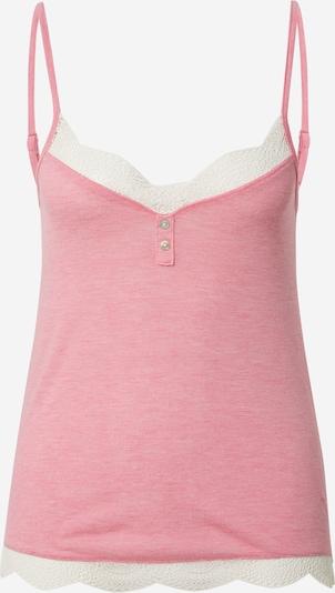 ETAM Chemise de nuit 'WARM DAY' en rose / blanc, Vue avec produit