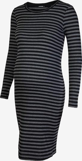 Supermom Kleid in grau / schwarz, Produktansicht