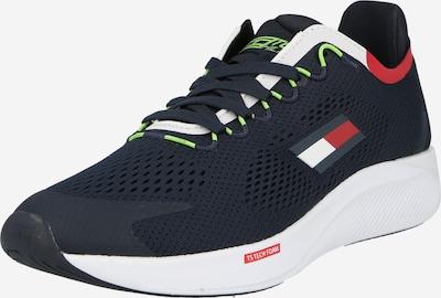 TOMMY HILFIGER Sneaker 'ELITE' in dunkelblau / rot / weiß, Produktansicht