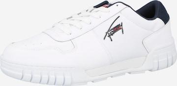 Tommy Jeans Sneaker low i hvit