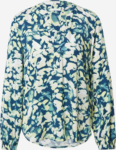 MINE TO FIVE Blouse in Beige / Navy / Light yellow / Green, Item view