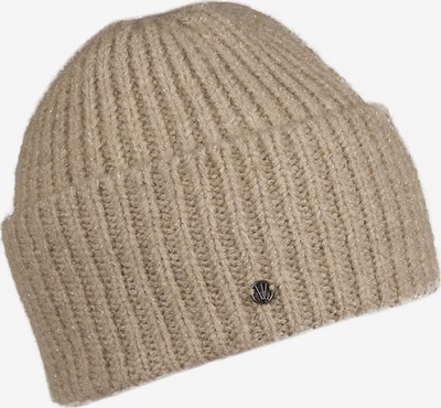 LOEVENICH Beanie ' Cozy Winter ' in mottled beige, Item view