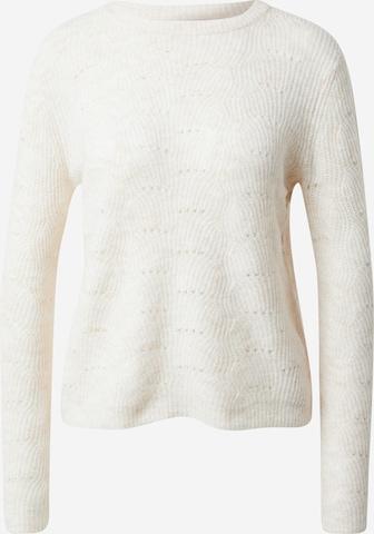 ONLY Pullover 'LOLLI' i hvit