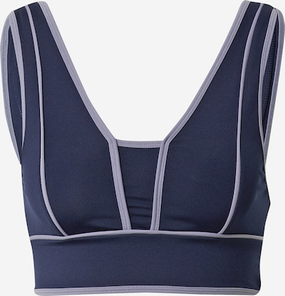 ABOUT YOU Top 'Leanne' in blau, Produktansicht