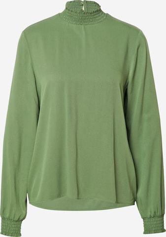 Camicia da donna 'DANIA' di VILA in verde