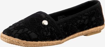ambellis Schuh in schwarz, Produktansicht
