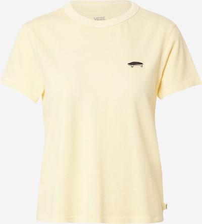 Tricou 'VISTAVIEW' VANS pe galben / negru, Vizualizare produs