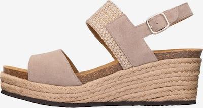SCHOLL Sandale ' Elena' in beige / sand, Produktansicht