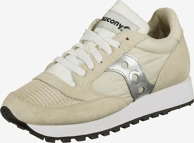 saucony Sneaker 'Jazz' in beige / silber, Produktansicht