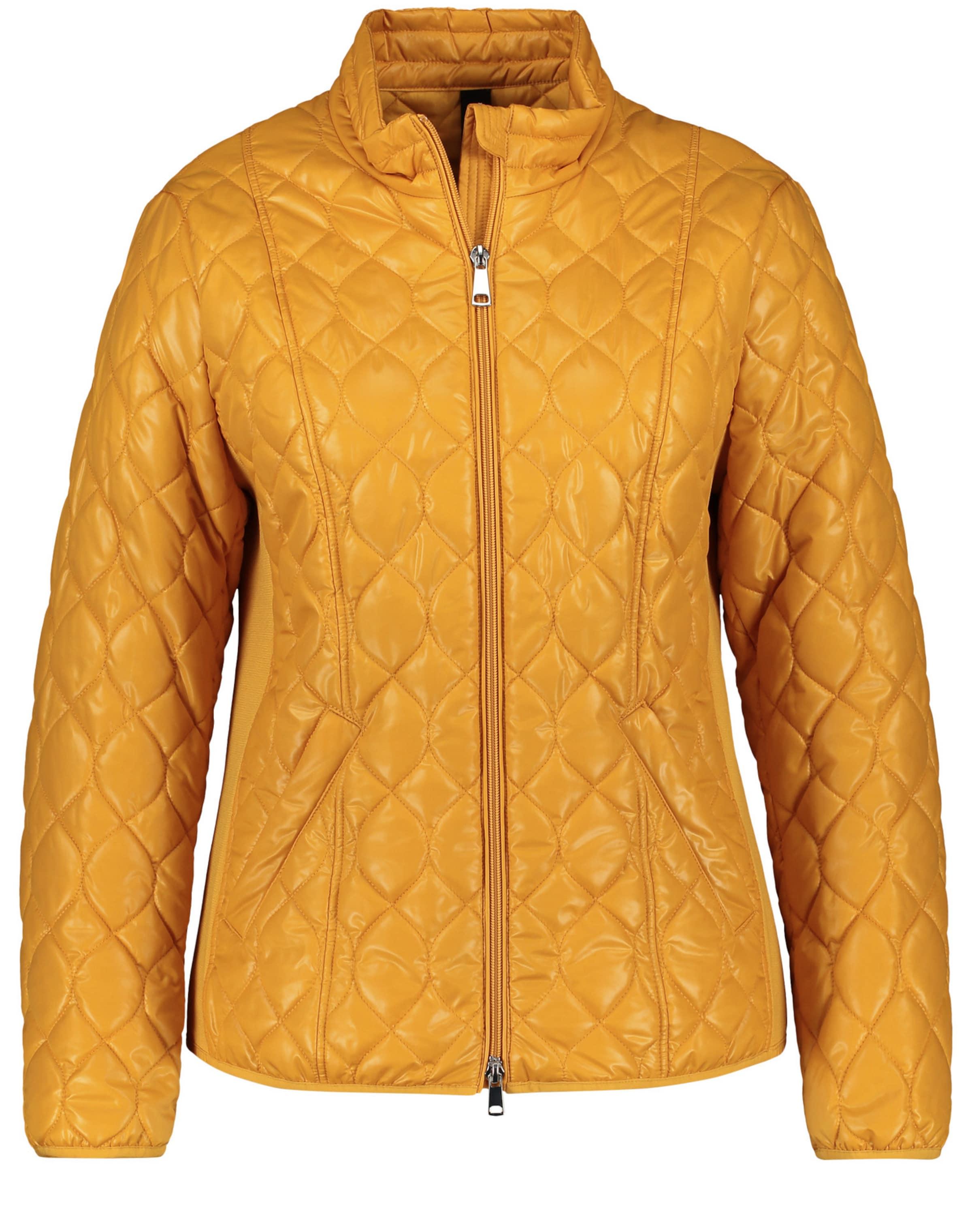 SAMOON Jacke in orange