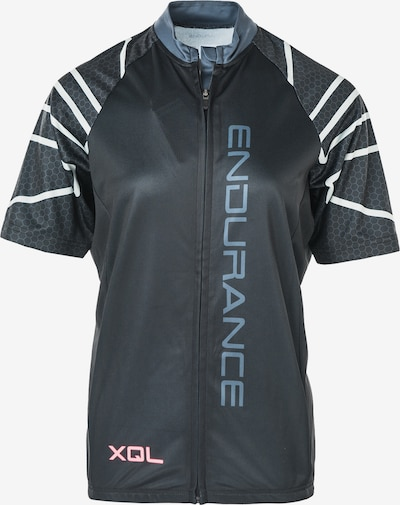 ENDURANCE Tricot 'Genevieve W Cycling' in de kleur Zwart, Productweergave