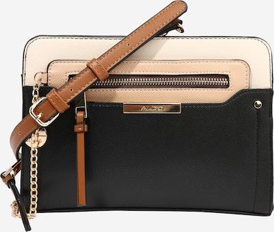 ALDO Чанта за през рамо тип преметка 'MARGARETHE' в кремаво / черно / естествено бяло, Преглед на продукта