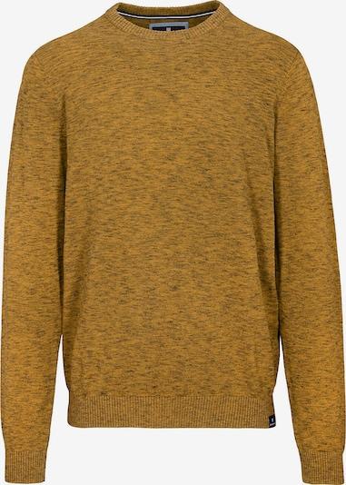BASEFIELD Pullover in senf, Produktansicht