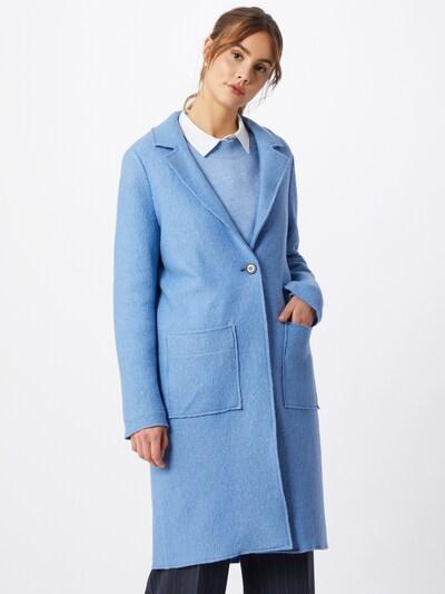 Palton de primăvară-toamnă s.Oliver pe albastru deschis, Vizualizare model