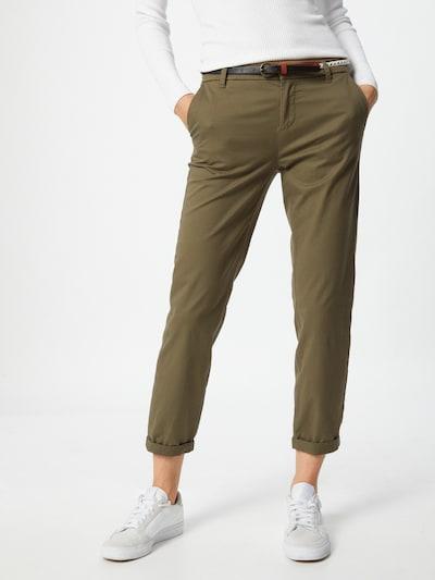 ONLY Hose 'Biana' in khaki, Modelansicht