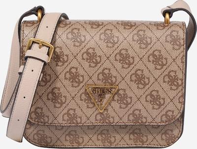 GUESS Bolso de hombro 'NOELLE' en beige / marrón, Vista del producto