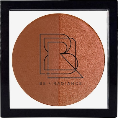 BE + Radiance Puder + Highlighter 'Set + Glow Probiotic' in braun / bronze, Produktansicht