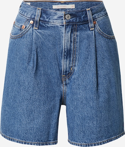 LEVI'S Jeans med lægfolder i blue denim, Produktvisning