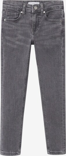 MANGO KIDS Jeans i grå denim, Produktvy