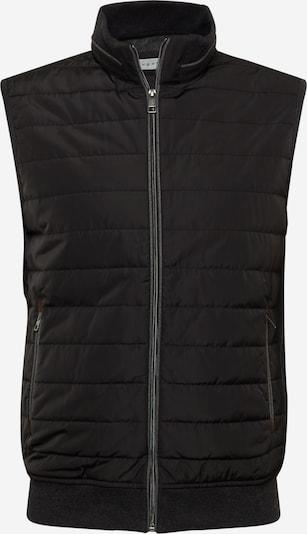 bugatti Vest 'Wirk' in Dark grey / Black, Item view