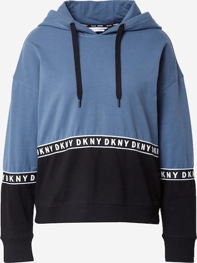 DKNY Performance Sweater majica u mornarsko plava / kraljevsko plava / bijela, Pregled proizvoda