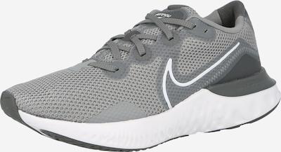 NIKE Laufschuh 'Renew' in grau / weiß, Produktansicht
