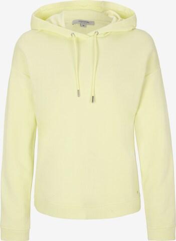 comma casual identity Sweatshirt in Yellow