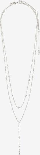 Pilgrim Verižica 'Kamari' | srebrna / bela barva, Prikaz izdelka