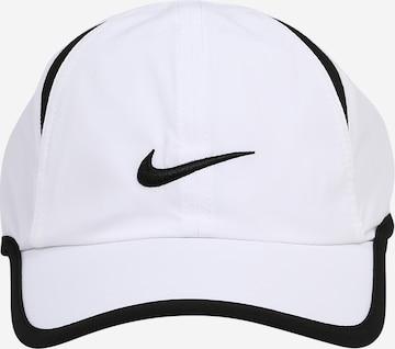 NIKE Müts, värv valge