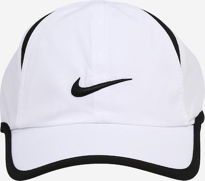 NIKE Cap in schwarz / weiß, Produktansicht