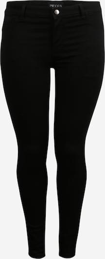 PIECES Jeans in schwarz, Produktansicht