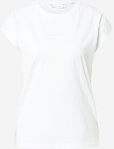 Calvin Klein Majica | rumena / svetlo siva / bela barva, Prikaz izdelka