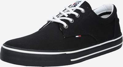 Tommy Jeans Sneaker low i navy / rød / sort / hvid, Produktvisning