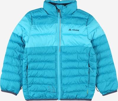 VAUDE Between-Season Jacket 'Limax' in Turquoise / Neon blue, Item view