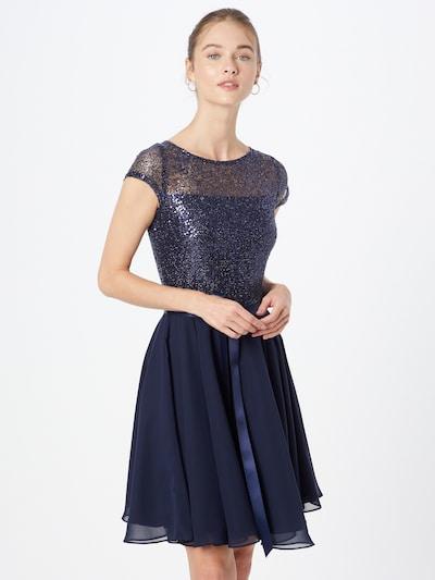 SWING Kleid in navy, Modelansicht