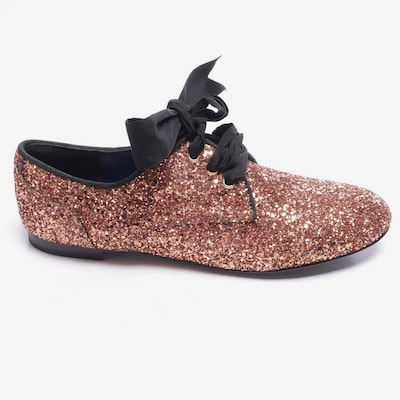 POLLINI Flats & Loafers in 38 in Copper, Item view
