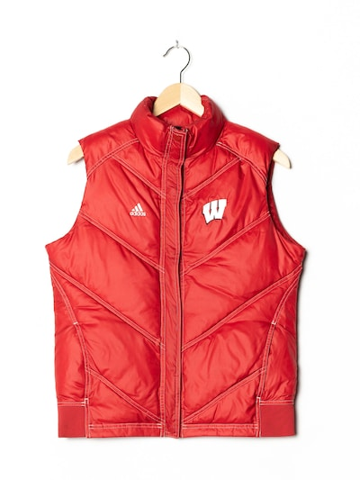 ADIDAS Vest in M-L in Red, Item view