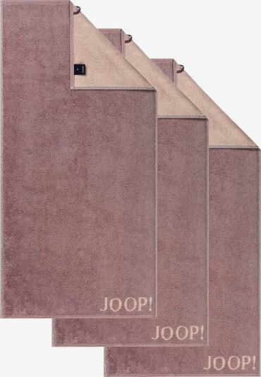 JOOP! Handdoek in de kleur Oudroze, Productweergave