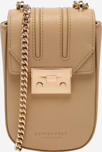 Seidenfelt Manufaktur Crossbody bag 'Roros' in Light beige, Item view